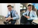Красавчик полицейский уволился из органов