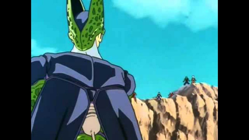 Cell: Não tem mais ninguém para lutar comigo?