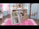 Кукольный домик для Барби с мебелью Саванна KidKraft арт 65023
