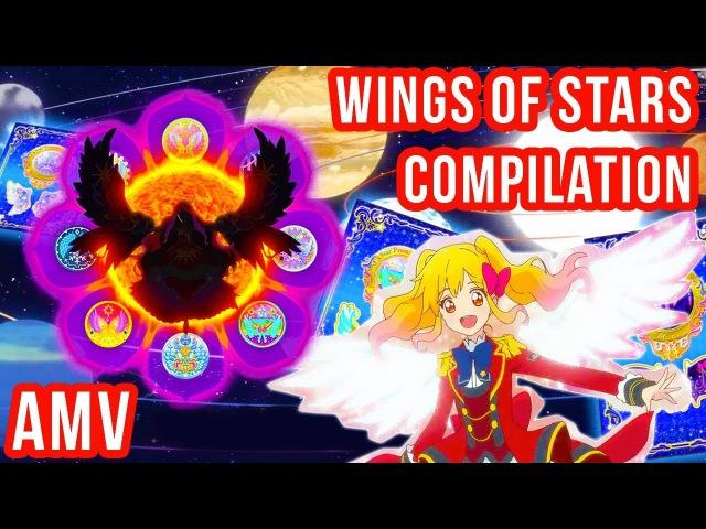 【MAD】 [Aikatsu Stars! - Wings of Stars Compilation] (Venus - Lady Gaga)