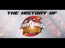 Power Rangers Operation Overdrive, Part 4 - History of Power Rangers