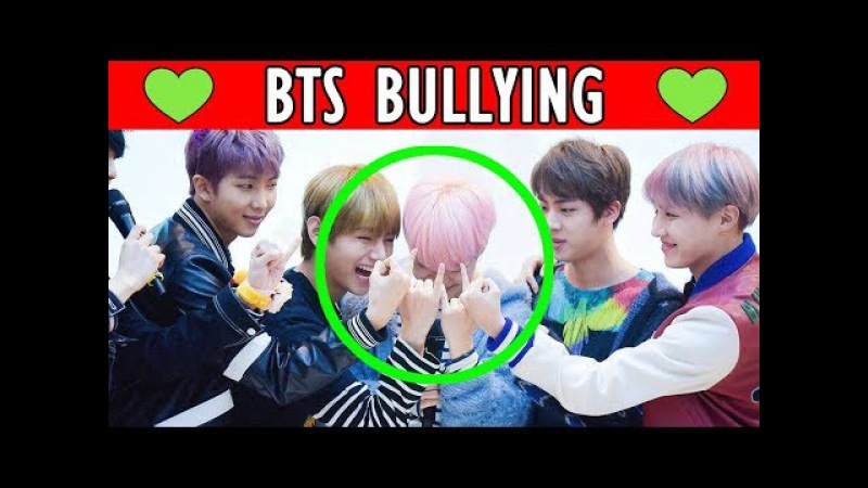 😁 BTS Bullying Each Other | Bangtan Boys