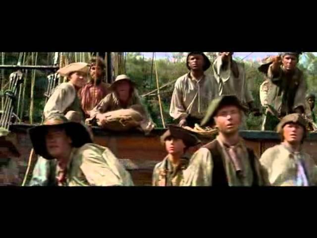 Jack Sparrow arrives to Port Royal