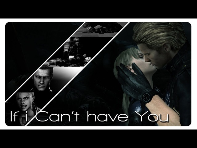 Resident Evil | Jill x Wesker「If I can't have you」