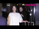 Olivia Culpo & Cara Santana Try Not To Run Over Paps While Leaving Craig's Restaurant 1.10.18