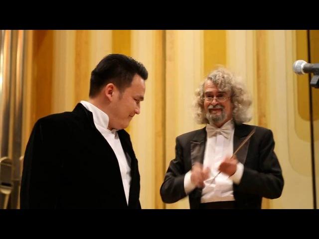 В.А. Моцарт. Ария Дон Жуана - Бадрал ЧУЛУУНБААТАР