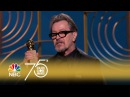 Гари Олдман - Gary Oldman Wins Best Actor in a Drama at the 2018 Golden Globes