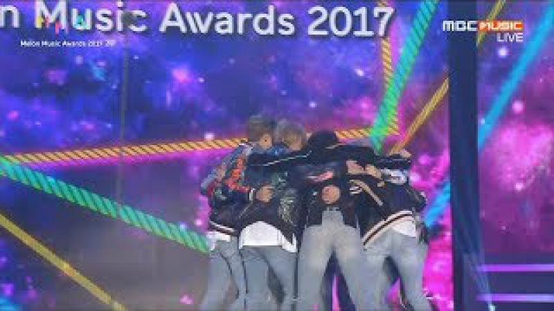 [1080p HD] 171202 2017 MMA BTS Full Cut