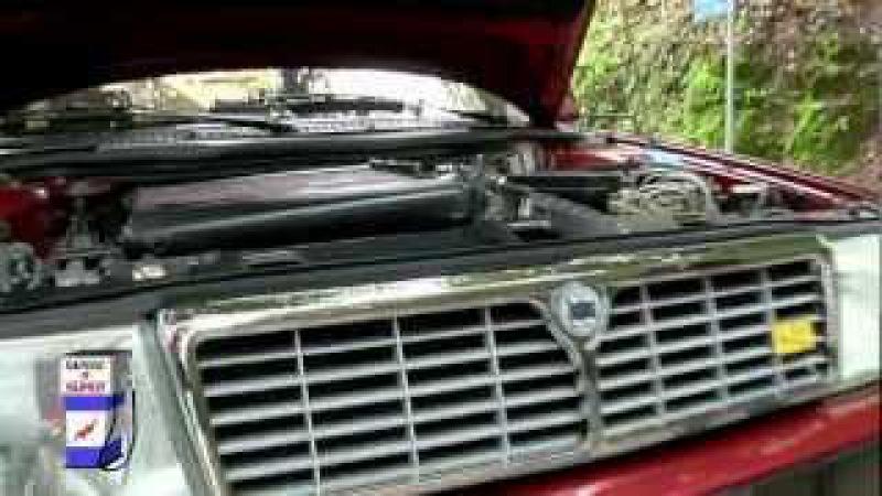 Sapore di Super - Lancia Thema 8.32