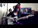 Scuttle Buttin' - Stevie Ray Vaughan (cover lesson)