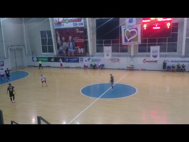 Визинга vs Спартак-КПРФ / 2:3