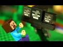 ЛЕГО НУБик МАЙНКРАФТ и БОРЬКА - Мультики LEGO Minecraft Мультфильмы для Детей