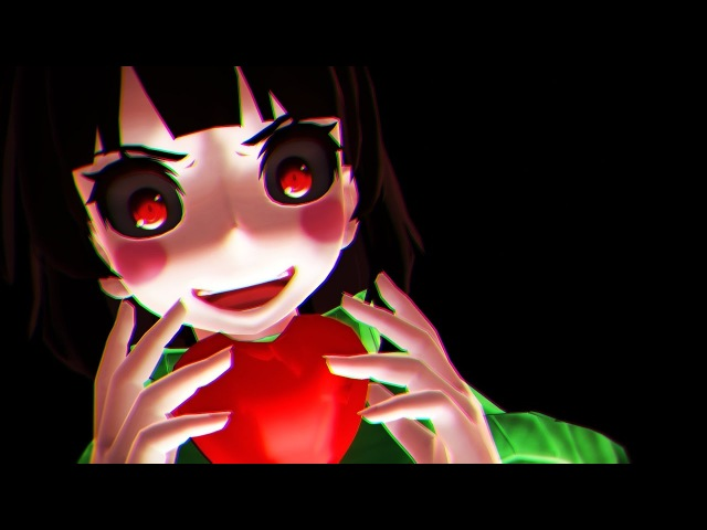 [MMD 💔 Undertale] - Stronger Than You ~ Chara's Response