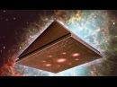 Шок! НЛО пирамида - реальная съемка из Пекина 2017 HD UFO