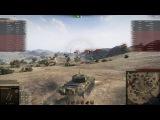 Т-54 первый образец, Эль-Халлуф, Встречный бой