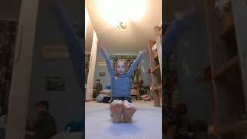 Ankle and feet streches