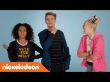 Jace Norman Introduces 'Blurt!' w/ JoJo Siwa & Daniella Perkins | Nick Original Movie