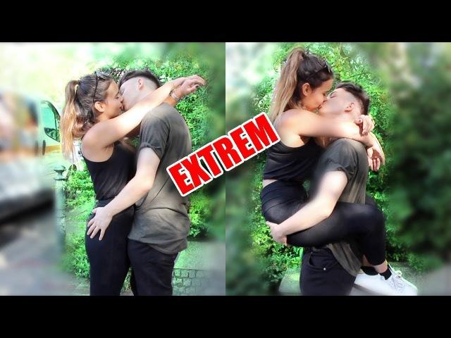 Kissing Prank EXTREM Mädchen küssen 5 Snape Tv