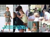 Zara Phillips, Mike Tindall, and Mia Grace Lunch on Bondi Beach, Australia - SHOWBIZ GOSSIP