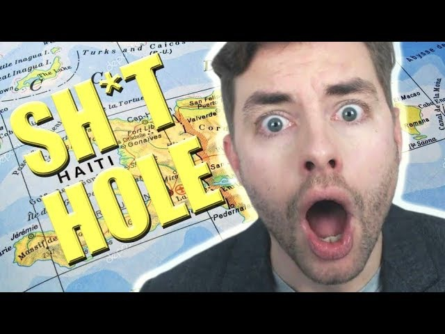 The Truth About 'Sh*thole Countries' - YouTube