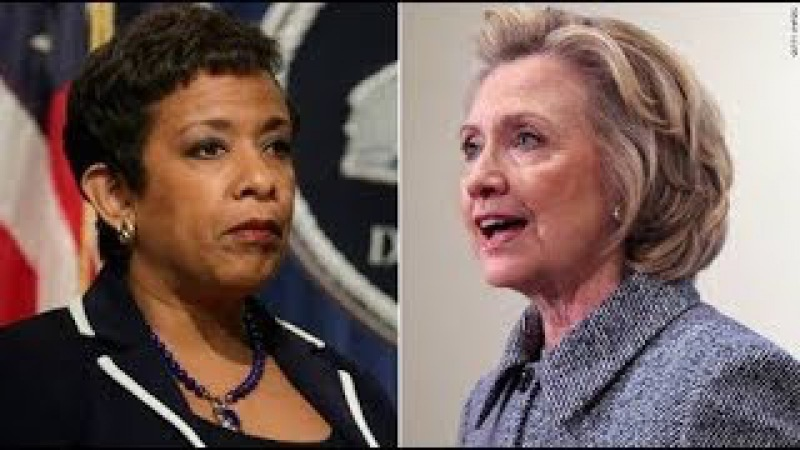 LORETTA LYNCH RECIEVES MASSIVE STING!! Confirmed She's Under Hillary's Payroll