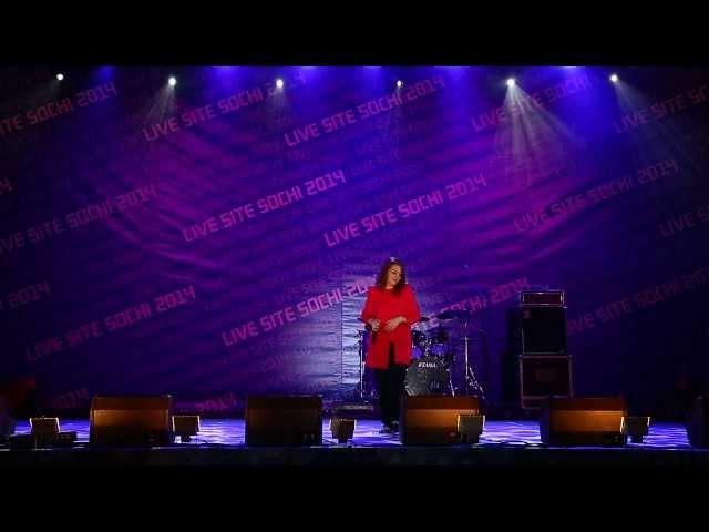 Лиза Лукашина - Не сгорай, лети (г. Адлер)
