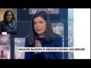 LAETITIA AVIA victime de racisme et le racisme anti blanc s'exclame CHARLOTTE D'ORNELLAS