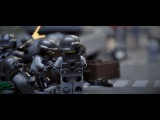 LEGO War Target Earth MOVIE (Brickfilm stop-motion animation)