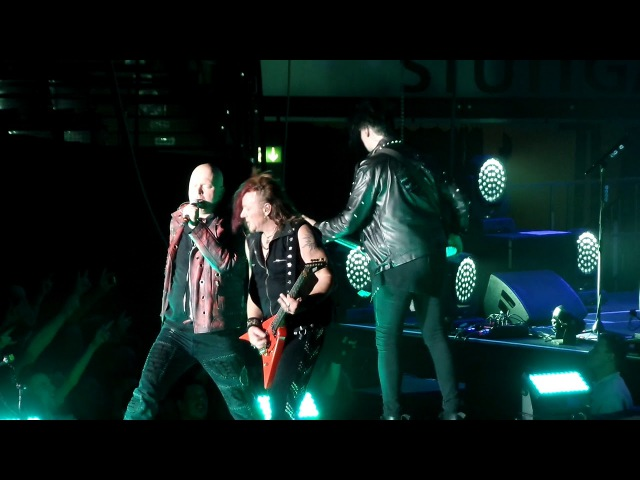 Helloween-Future World (Kiske) 11.11.17 Stuttgart,Germany