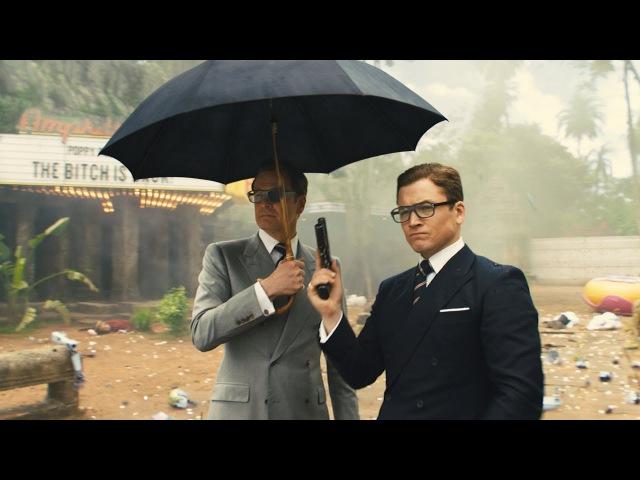 'Kingsman: The Golden Circle' Trailer 2