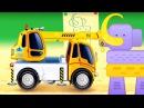 Мультик про машинки Трактор, грейдер Развивающее видео для детей