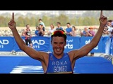 Great Britain's Jonny Brownlee finished fourth as Javier Gomez won the Montreal event of the World T