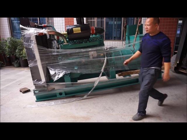 250KW 3 Phase Ricardo High Speed Diesel Generator - China Generator Manufacturer