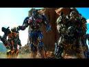 Transformers 4 Age of Extinction - Team prince Optimus Best Scenes I UnitedKingdom TV 1