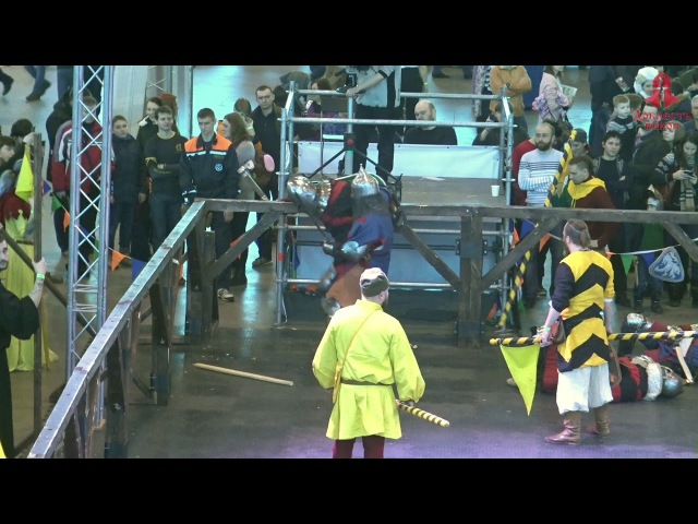 ИСБ Рекон 2018 1Лига 5vs5 Муж Группы CD 6fight Северное Копьё vs Ганза