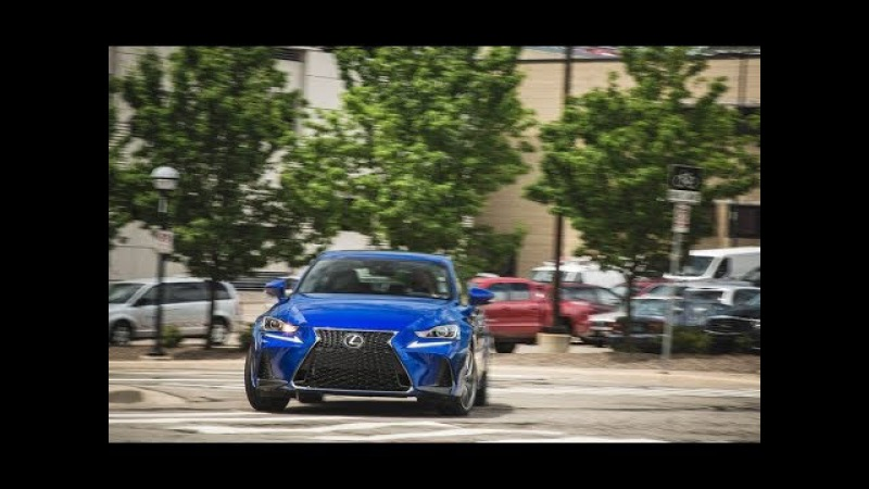 2018 Lexus IS In Depth Review A Different Type of Sports Sedan ON THE SPOT
