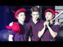 151212 The EXOluXion in NANJING - Peter Pan 피터팬 Sehun Time ~ 1 VS 4
