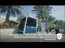 World's first autonomous pods unveiled in Dubai