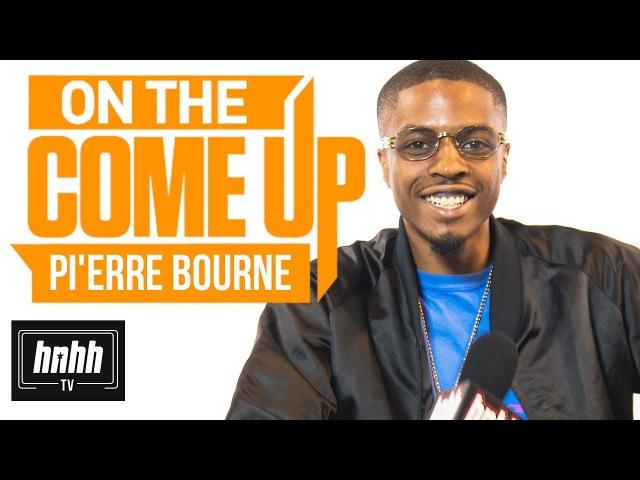 Pierre Bourne on Beats vs. Raps, Playboi Carti, Metro Boomin More (HNHH's On The Come Up)