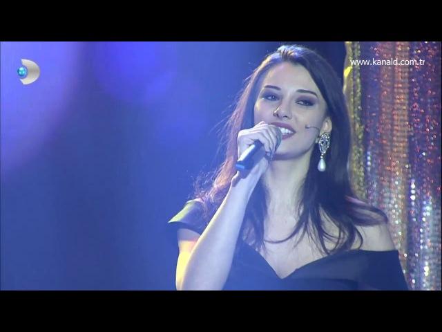 Beyaz Show - Tuvana Türkay - İncir (Beyaz Show Canlı Performans)