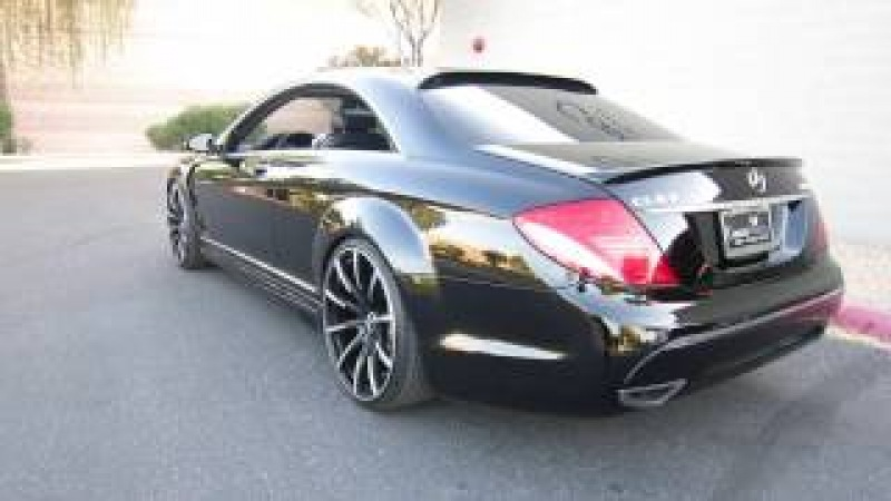 2008 Mercedes Benz CL63 AMG Lorinser for sale Cascio Motors