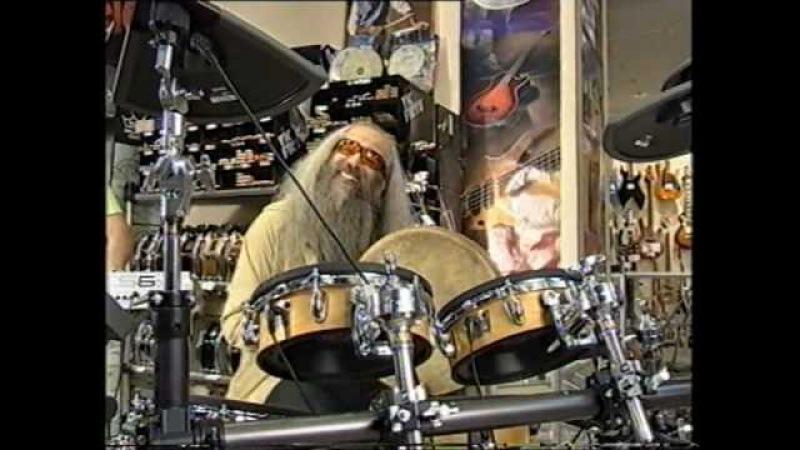 Improvisation from RISHAD SHAFI Musical shop 2001