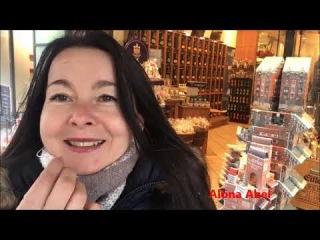 VLOG:Рукодельные магазины города Аугсбурга,где я покупаю пряжу.