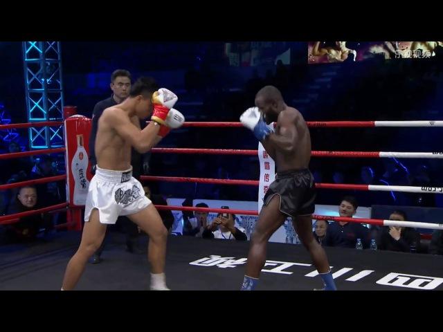 Yodwicha Khemmuaythaigym vs Umar Semata | EM Legend 26
