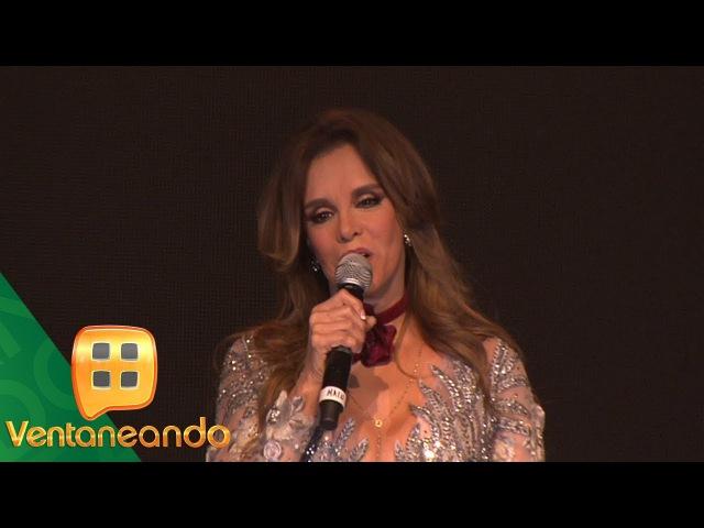 Lucía Méndez celebra su cumpleaños número 63 | Ventaneando