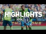 Seattle Sounders FC vs Sporting Kansas City  August 12, 2017