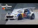Mad Mike's 1,200bhp drifting frenzy