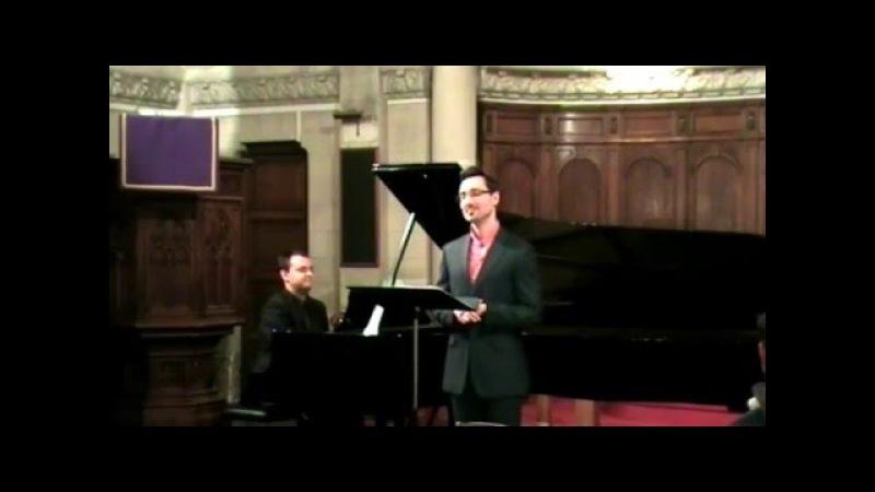 Guillaume BOURIENNE - О, если б грусть Моя Reinhold Glière - Op 28 N°3
