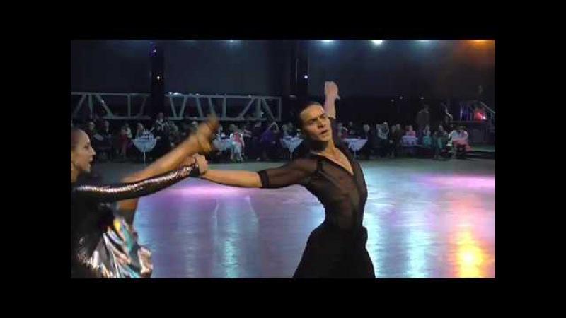 Шульга Михаил - Григорян Алёна Rumba Киев Чемпионат Украины 2017