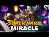 Miracle Super Hard Invoker Dota 2
